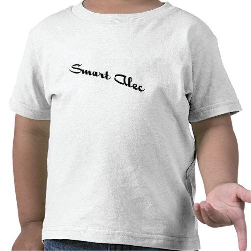 Smart Alec Tshirt