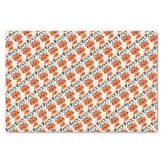 Smart AND Foxy Tissue Paper