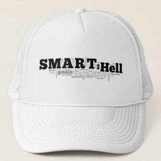SMART as Hell Trucker Hat