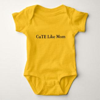 Smart babies baby bodysuit