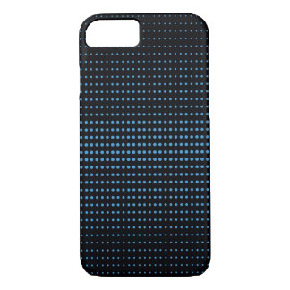 Smart black and blue phone case