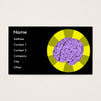 Smart Brain Business Card