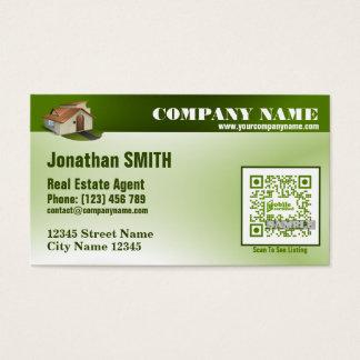 Smart business card (Custom QR code offered)