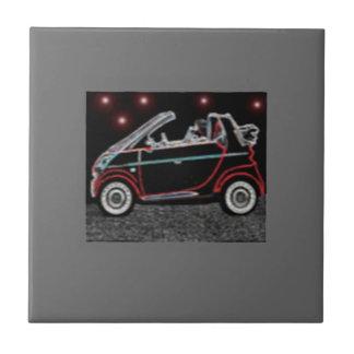 Smart Car Ceramic Tile