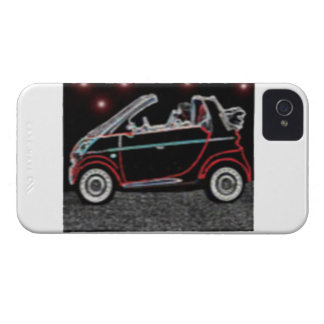 Smart Car iPhone 4 Covers