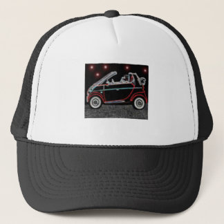 Smart Car Trucker Hat