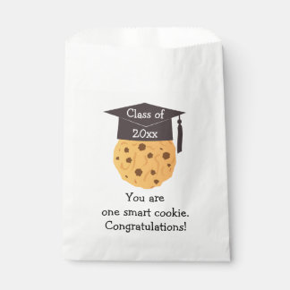 Smart Cookie Graduation Favors Favour Bag