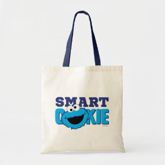 Smart Cookie Monster Budget Tote Bag