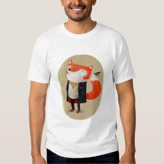 Smart Fox T Shirt