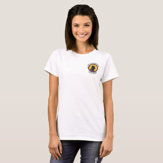 Smart Gear Math Cavewoman STEM Pocket Logo T-Shirt