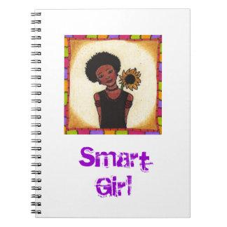 Smart Girl Note Book