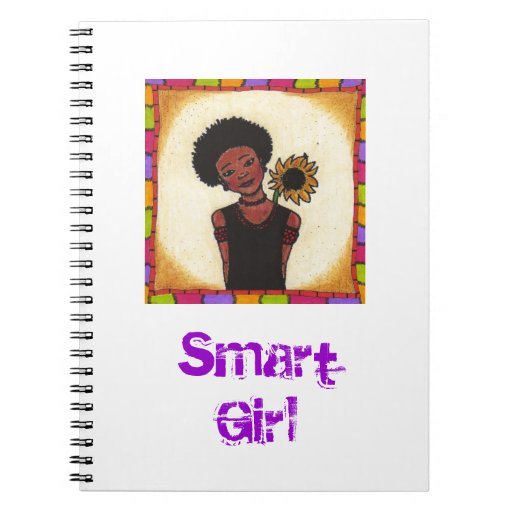 Smart Girl Note Book