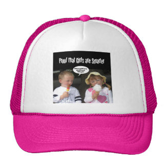 Smart Girls Cap