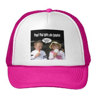Smart Girls Cap Trucker Hats