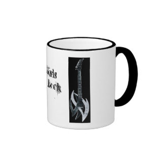 Smart Girls Rock          ... Ringer Coffee Mug