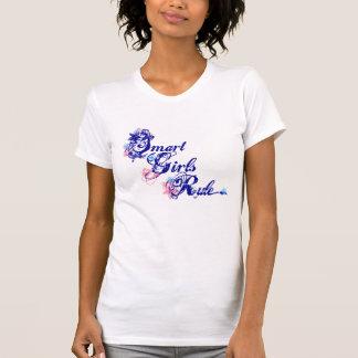 Smart Girls Rule blue Shirts