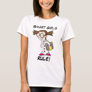 Smart Girls Rule T-Shirt