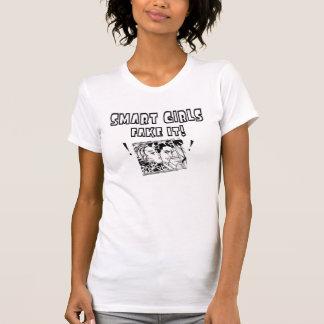 Smart Girls T-Shirt