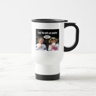 Smart Girls Travel Mug
