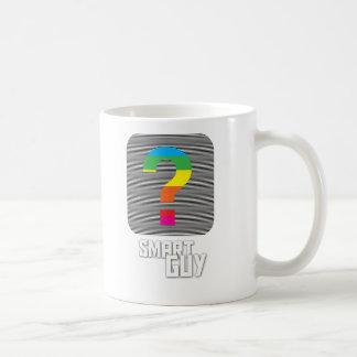 Smart Guy Basic White Mug