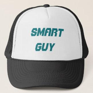 Smart Guy Trucker Hat