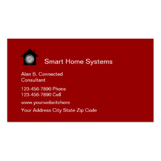 Smart Home Business Cards