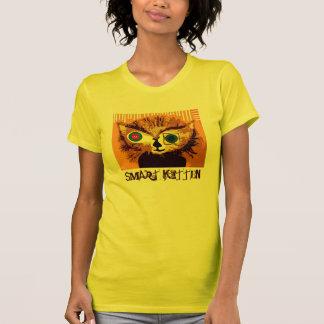 Smart kitten T-Shirt