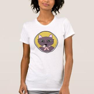 Smart Kitty Tshirt