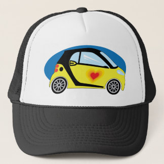 Smart Love Trucker Hat
