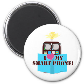 Smart Phone Love Magnet