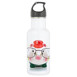 Smart Piggy Bank 532 Ml Water Bottle