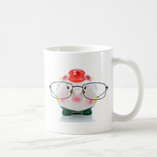 Smart Piggy Bank Coffee Mug