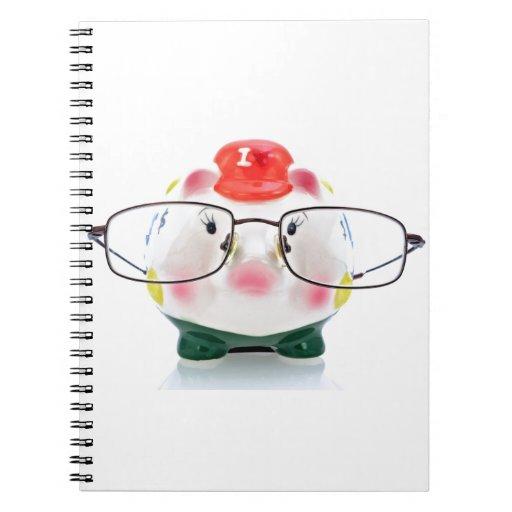 Smart Piggy Bank Notebook