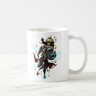 Smart Potatoes Warriors Coffee Mug