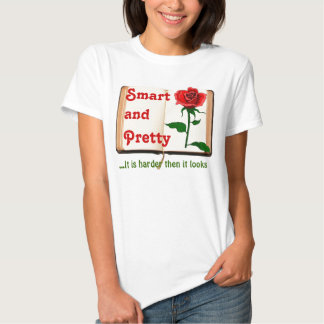 Smart & Pretty Tee Shirt