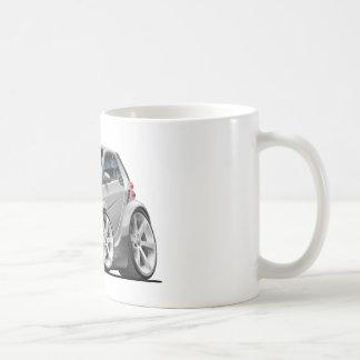 Smart Silver Car Coffee Mug