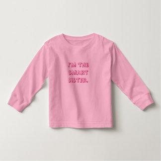 Smart Sister. Tee Shirts
