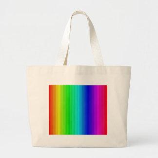 smart stripes rainbow bags