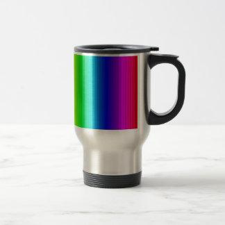 smart stripes rainbow mug