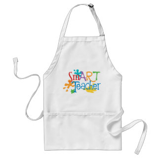 smART Teacher for the Art Teacher Standard Apron