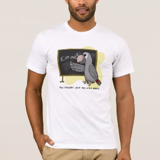 Smart Timneh African Grey Tee Shirt