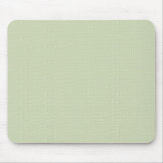 Smart white flower with wavy petals on rough blue mouse pads