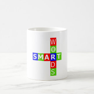 Smart Words Logo Mug