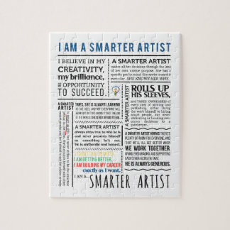 Smarter Artist Manifesto Puzzle