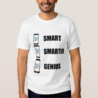 Smarter Phones T Shirts