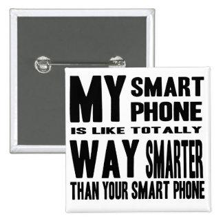 Smarter Smart Phone Buttons