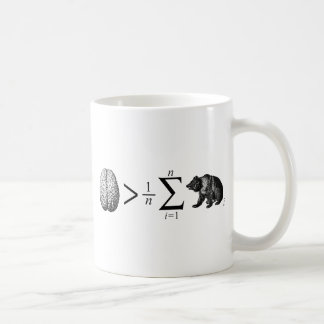 Smarter Than The Average Bear Coffee Mug