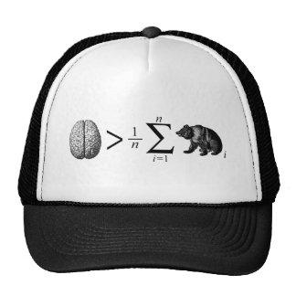 Smarter Than The Average Bear Trucker Hats