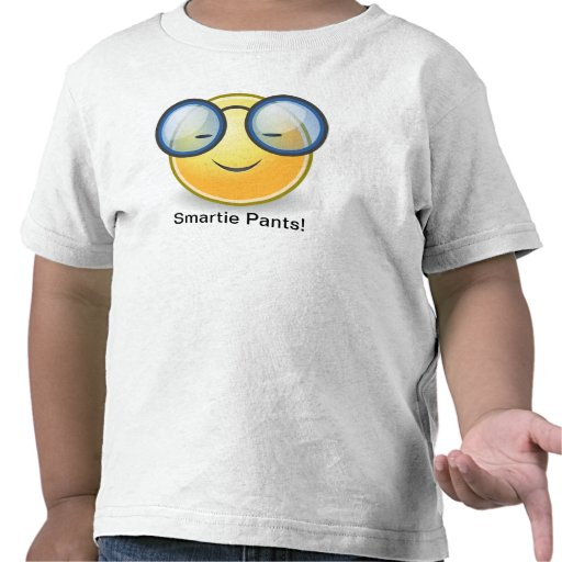 Smartie Pants Toddler / Infant - T Shirt Tees