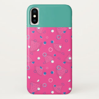 Smartphone Case in Pink Watermelon Party